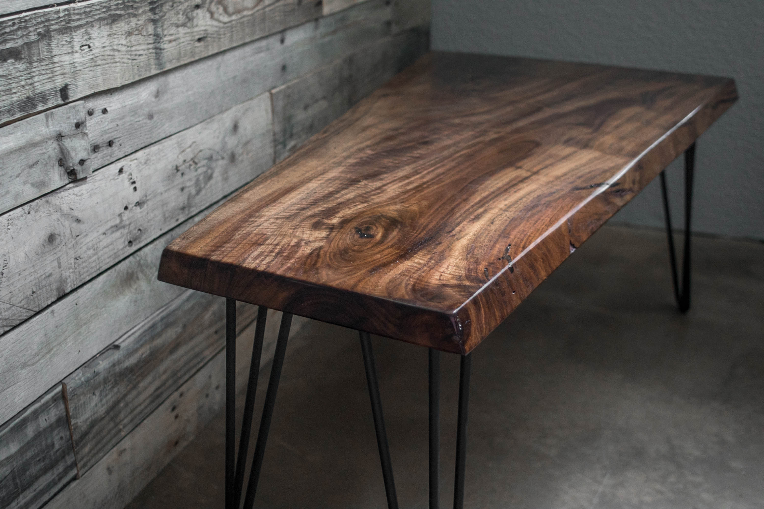 - CUSTOM COFFEE TABLES - Sutter Mountain Woodworks